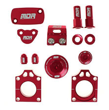 MDR motocross Bling Kit Honda CRF 450 02 - 08 Red 59015
