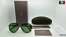TOM FORD EDISON TF443 color 01N occhiale da sole da uomo TOP ICON ST65124