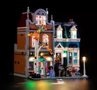 LED Light Kit for Lego 10270 Creator Expert Bookshop set