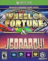 America's Greatest Game Shows: Wheel of Fortune & Jeopardy Microsoft Xbox One
