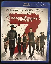 THE MAGNIFICENT SEVEN(BLU-RAY+DIGITAL HD)BRAND NEW