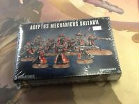 Skitarii Rangers Vanguard 40K Warhammer Adeptus Mechanicus Sealed