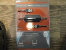 Micra Digital transfer cable for windows 8 USB 2.0 6ft. NEW IN BOX