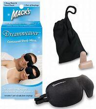 Mack's Dreamweaver Contoured Sleep Mask 1 ea (Pack of 3)