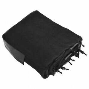Durable 16FT Replacement Trampoline Safety Enclosure Net-16'