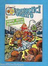 SUPER EROI - I FANTASTICI QUATTRO - CORNO -N.195- 25 SETTEMBRE 1978-NON DI RESA