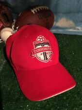 best sneakers c5845 4f0a9 adidas Toronto FC MLS 2014 Adjustable Soccer Fan Hat Cap Red H11
