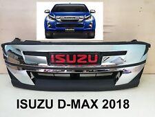 ISUZU D-Max 1.9 BluePower Pickup Color Chrome Front Grille Grill PARTS 2018-2019