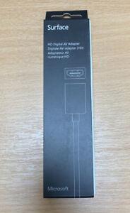 Microsoft Surface Windows RT HD Digital AV Adapter Cable - Q5X-00004