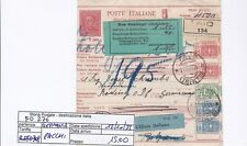 F0276 - PACCHI POSTALI PER LA GERMANIA