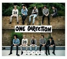 Steal My Girl [Single] by One Direction (UK) (CD, Oct-2014, Syco Music)