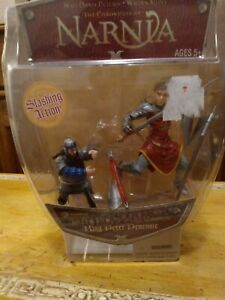 The lion The Witch And The Wardrobe King Peter Pervensie collectable