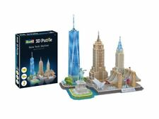 City Line - New York 3D Puzzle REVELL