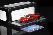 Car Model SophiArt Koenigsegg Regera 1:43 (Red) + GIFT!