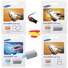SCHEDA MEMORIA SAMSUNG MICROSD MICRO SD 4 8 16 32 64 4GB 8GB 16GB 32GB 64GB