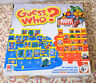 Marvel Heroes Edition Guess Who? Board Game Replacement Pieces Parts 2006 MB