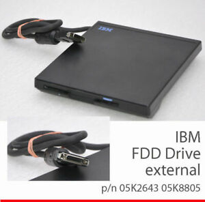 IBM Floppy THINKPAD 600 770 85K8874 Fdd Internal/External Floppy Drive Drive