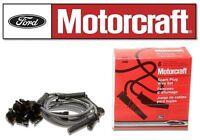 Motorcraft WR-6126 Spark Plug Wire Set 2011-2017 Ford Fiesta 1.6L DOHC