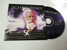 CD Série Spectaculars Classics - Tchaikovsky (pochette cartonnée)