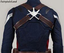 Endgame Steve Rogers Captain America Cosplay Shoulder Harness Costume Props