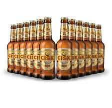 Cisk Export Premium Maltese Lager (12 X 330ml - 5 Abv) Bottles