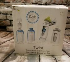 Kinde Twist Breastmilk Storage Set