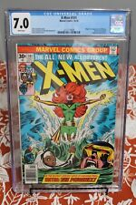 Uncanny X-Men #101, CGC 7.0, 1st Appearance of Phoenix -  White Pages Newsstand