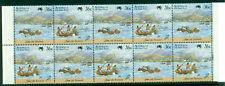 1987 Australian Decimal MINT - Bicentennial First Fleet - $0.36 - x5 - [7228]