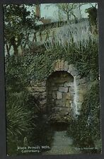 C1910 View of the Black Princes Wells, Canterbury, Kent