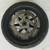 Front wheel rim disc rotor straight HARLEY DAVIDSON XG500 STREET 500 2015