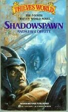 Andrew J. Offutt: Shadowspawn (Thieves' World novel) (Fantasy TB, USA)