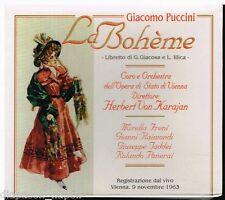 Puccini: The Boheme/Karajan, Pads, Raimondi, Taddei, Panerai - CD