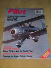 PILOT MAGAZINE - RENEGRADE SPIRIT 912 - Dec 1991 Vol 25 #12