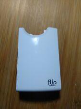 GENUINE CISCO FLIP ULTRA VIDEO REPAIR PARTS U260 U1120 U1220 WHITE FRONT COVER