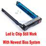 "New For HP G8 Gen9 651687-001 SFF 2.5"" SAS SATA HDD Tray Caddy 653955 DL380p G9"