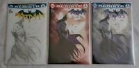 Batman #1 Vol. 3 RARE Michael Turner Aspen Comics Exclusive Variant Set NM