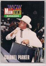 1995 Cardz WCW Main Event Colonel Parker