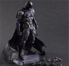 BATMAN Action Figure Play Arts Kai DAWN OF JUSTICE PVC Film Uomo Pipistrello modello