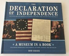 Museum in a Book: The Declaration of Independence by Gragg (HC)  NEW