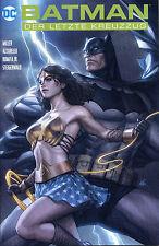 Batman-CAVALIERE OSCURO: l'ultima crociata-Variant lim.300 ex. artgerm Wonder Woman