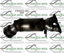 Catalytic Converter-Exact-Fit Front Davico Exc CA 17359