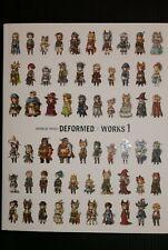 JAPAN Cygames: Granblue Fantasy Deformed x Works 1 (Art Book)