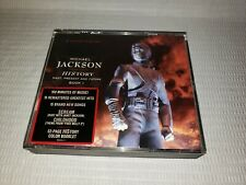 MICHAEL JACKSON History Past Present & Future 1995 2 CD Box Set W/ 52 Pg Booklet