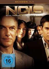 NAVY CIS - SEASON 1.1 MB  3 DVD NEU COTE DE PABLO/MARK HARMON/+