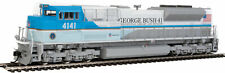 Walthers HO Scale EMD SD70ACe (Standard DC) Union Pacific/UP/George Bush #4141