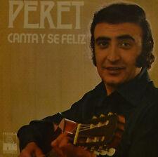 "PERET - CANTA Y SE FELIZ  GRAND PRIX EUROVISION    7""  SINGLE  (I515)"