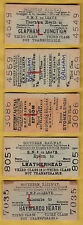 LMS Collectable British Rail (1948-1997) Tickets
