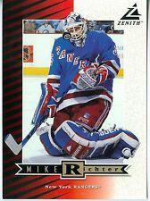 Mike Richter 1997-98 Pinnacle '97 Zenith Dare to Tear 5x7 New York Rangers #Z63