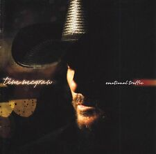 cd-album, Tim McGraw - Emotional Traffic, 12 Tracks, MINT