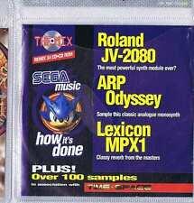 SEGA The Mix CD no.34